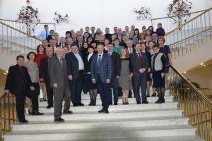 Собрание Координационного совета председателей первичных профсоюзных организаций работников вузов
